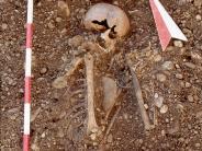 Besonderer Fund: Was ein Skelett aus Augsburg verrät