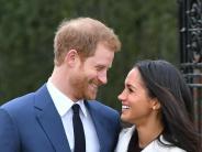 Queen «außer sich vor Freude»: Liebe auf den ersten Blick:Harry und Meghan Markle verlobt