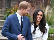 Adel: Prinz Harry und Meghan Markle: Auf dem Weg ins Eheglück