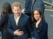 Royale Hochzeit: Meghan Markle und Prinz Harry: Hochzeit am 19. Mai