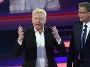 Feuchte Augen: Boris Becker zum 50. Geburtstag: «Es hat weh getan»