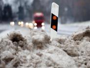 Winter: Unfälle in der Region: A8 bei Odelzhausen stundenlang gesperrt