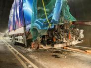 Strecke wieder freigegeben: Zwei Menschen sterben bei Unfall in Schweizer Gotthardtunnel