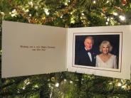 Royal Christmas: Charles und Camilla schicken Weihnachtsgrüße