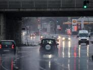 Bis zu 18 Grad am Oberrhein: Milder Jahreswechsel mit Sturm und Regen