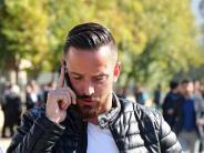 Politisches Motiv möglich: Deutsch-türkischer Fußballprofi Naki auf Autobahn beschossen