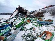 Sturm «Friederike» kommt: Schnee und Glätte treffen den Berufsverkehr