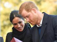 London: Mysteriöses Paket an Harry und Meghan: Scotland Yard ermittelt