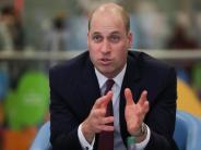 Britisches Königshaus: Prinz William bekommt viel Lob für ultrakurzen Haarschnitt