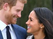 Großbritannien: Einzelheiten zur Hochzeit von Prinz Harry und Meghan Markle veröffentlicht