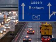 Bochum: Ehestreit auf der A40 bei Bochum endet tödlich