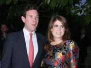Hochzeit in Windsor: Queen-Enkelin Eugenie hat sich verlobt