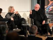 München: Der Kardinal und der Twittergott: Wenn Marx auf Gottschalk trifft