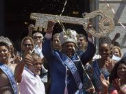 Riesenparty: Samba-Sause am Zuckerhut - Rio feiert Karneval