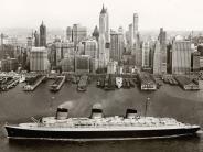 Großbritannien: Ausstellung in London reist zurück in die Zeit der Luxusdampfer