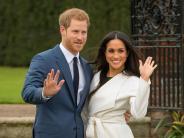 Royals: Neue Details zur Hochzeit von Prinz Harry und Meghan Markle