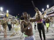 Samba-Wettbewerb: Polit-Protest gewinnt bei Rios Karneval
