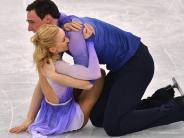 Olympia 2018: Savchenko und Massot: Große Gefühle auf dem olympischen Eis