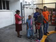 Erdbeben: Schweres Beben lässt in Mexiko die Erde zittern
