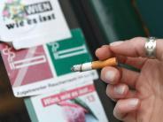 Rauchen: Nikotindebatte auf Österreichisch