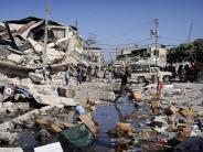 Entwicklungshilfe: Oxfam-Skandal: NGO wusste seit Jahren von Sexparties