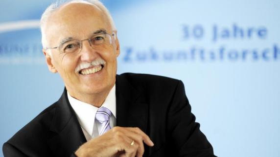 Der Zukunftsforscher <b>Horst Opaschowski</b> feiert am 03.01.2011 seinen 70. - Der-Zukunftsforscher-Horst-Opaschowski-feiert-am-03