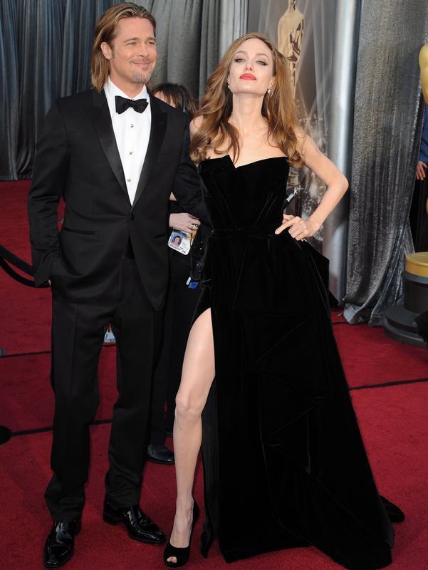 Verlobung: Brad Pitt und Angelina Jolie steuern auf Mega-Hochzeit zu ...