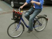 Verkehr: Bald niedrigere Promillegrenze für Radfahrer?
