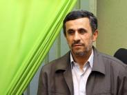 Iran: Wächterrat schließt Ahmadinedschad von Präsidentenwahl aus