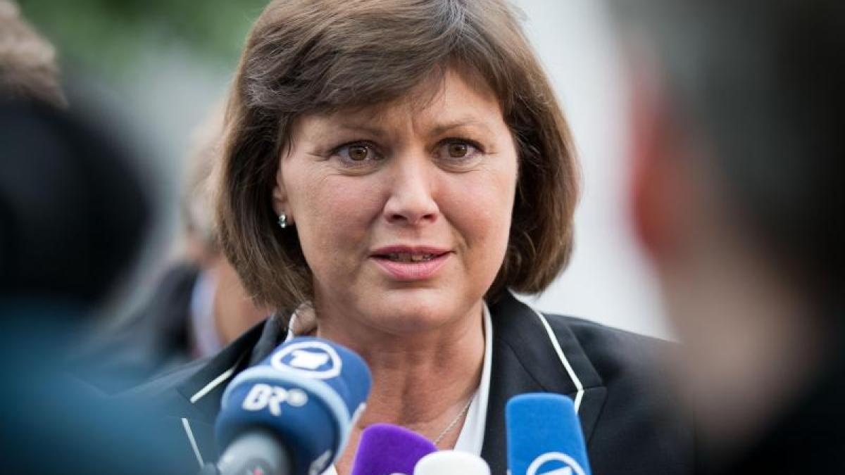 ilse aigner wird wirtschaftsministerin und stellvertretende ministerprsidentin in bayern davor war sie bundesministerin fr ernhrung landwirtschaft und