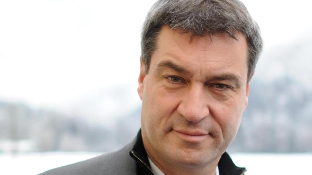 """Länderfinanzausgleich : Finanzminister Markus Söder: """"Was ich möchte, ..."""