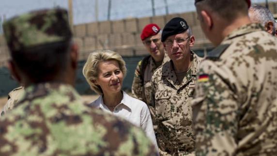 Berlin Merkel will deutsche Truppen in Afghanistan nicht aufstocken