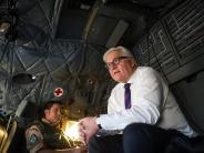 Afghanistan: Bundespräsident Steinmeier besucht deutsche Soldaten in Afghanistan