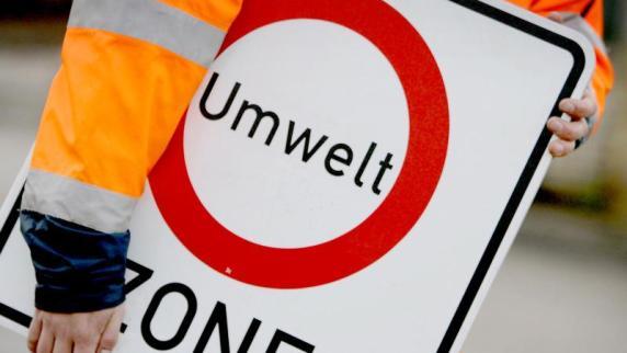 Augsburg: Augsburg verbannt jetzt Autos mit gelber Plakette aus der Innenstadt