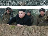 Nordkorea: Kim Jong Un ließ angeblich Armeechef hinrichten