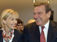 Schröder: Doris Schröder-Köpf: Neue Partnerin von Gerhard Schröder Anlass für Trennung