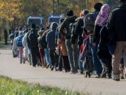 Bayern/Österreich: Notaufnahmestellen für Flüchtlinge an der Grenze überfüllt