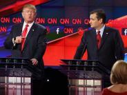 Vorwahlen in den USA: Cruz gibt auf: Donald Trump fast sicher Kandidat der Republikaner
