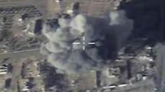 In Syrien: Über 30 Tote bei Angriff der Koalition auf Schule