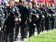 Bayern: Bayerische Polizei schiebt zwei Millionen Überstunden vor sich her