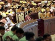 Wahlen: Freies Parlament in Myanmar tagt erstmals seit 55 Jahren