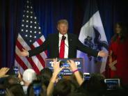 US-Wahlen: Wie Amerika im Wahlkampf den Anti-Trump sucht