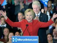 E-Mail-Affäre: FBI bestätigt Ermittlungen gegen Hillary Clinton