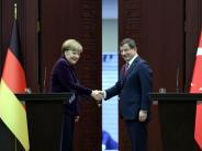 Migration: Merkel um Koalition der Willigen für Flüchtlinge bemüht