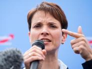Kommunen: Stadt Augsburg untersagt AfD-Chefin Petry Rede im Rathaus