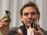 Villingen-Schwenningen: Handgranate in Flüchtlingsheim: Verdächtige aus der Rockerszene?