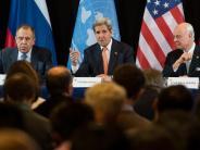 Syrienkonferenz München: In Syrien sollen die Waffen schweigen
