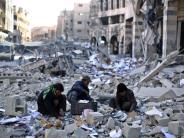 Konflikte: Belagerte Städte in Syrien: Grünes Licht für UN-Hilfskonvois