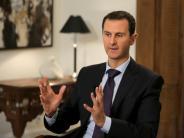 Konflikte: USA:Vorläufiger Deal mit Russland zuFeuerpause in Syrien