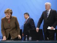 Große Koalition: Wo sich Union und SPD einig sind - und wo nicht